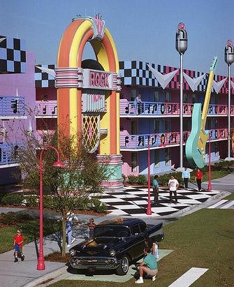 All Star Music Resort