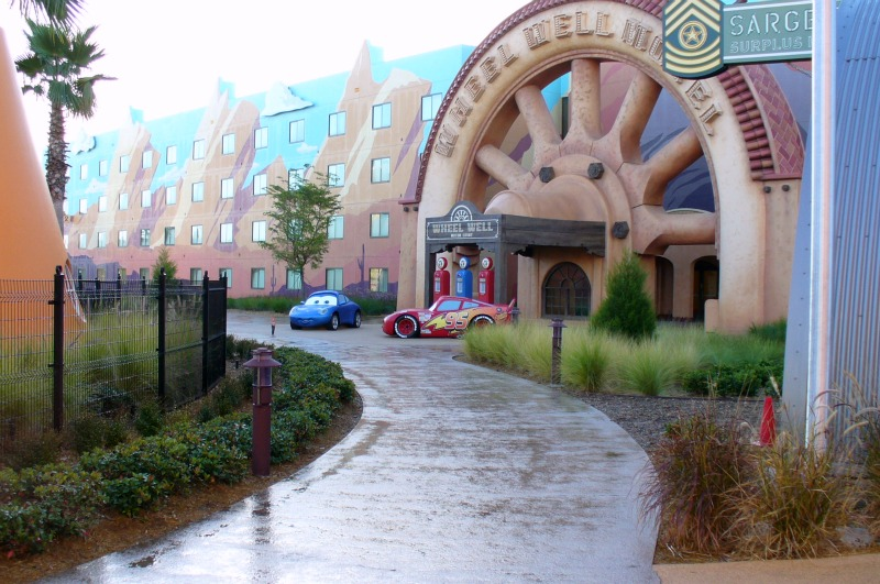 Walt Disney World Art of Animation Resort