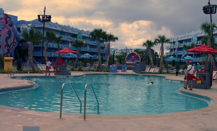 Art of Animation Resort Flippin Fins Pool