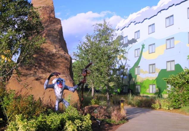 Art of Animation Resort Rafiki