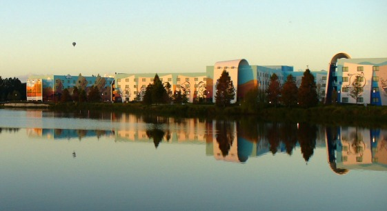 View of Disneys Art of Animation Resort
