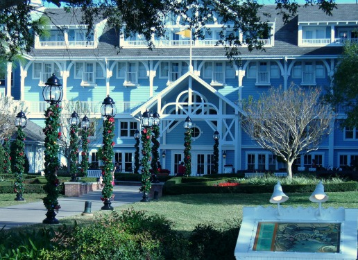 Disney Beach Club