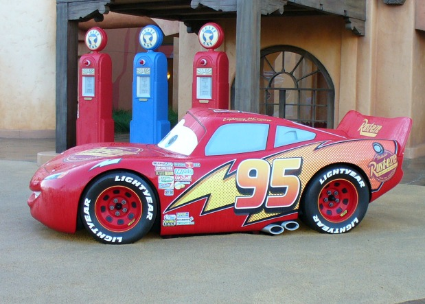 Disney Art of Animation Resort Cars
