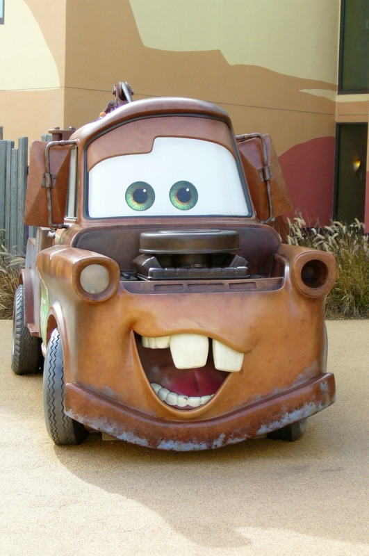 Art of Animation Mater