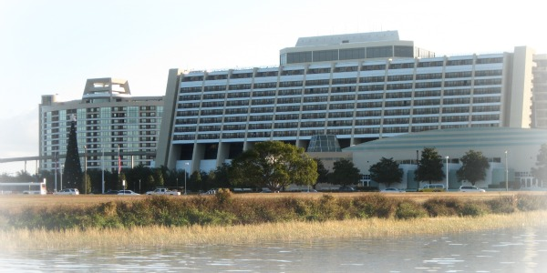 Contemporary Resort and Bay Lake Tower