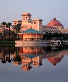 Disney Coronado Springs by Darren Wittko