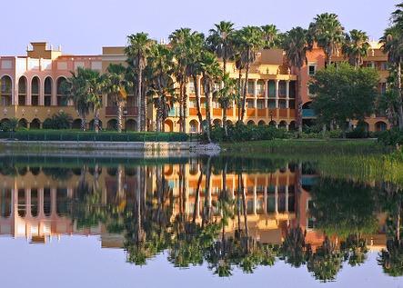 Disney Coronado Springs by greencolander