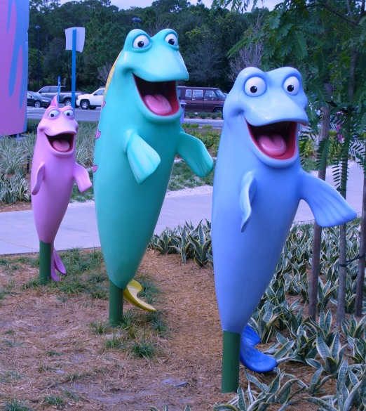 Art of Animation Resort Fish