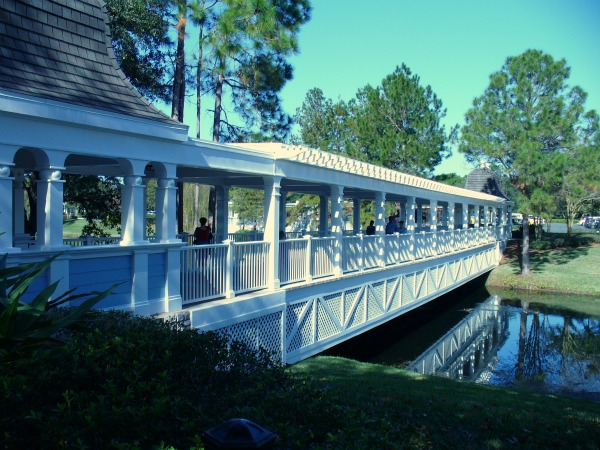 Grounds at Disney Beach Club