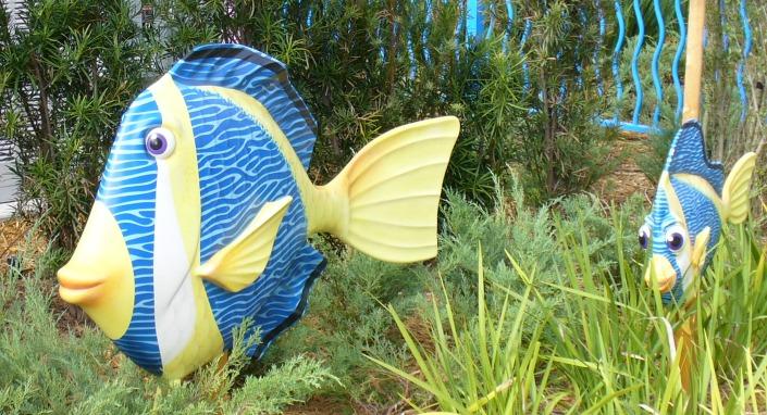 Art of Animation Finding Nemo Fish