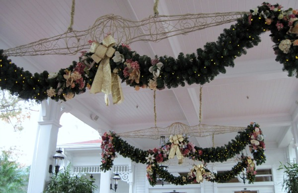 Grand Floridian Entry