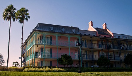 Port Orleans French Quarter by harshlight