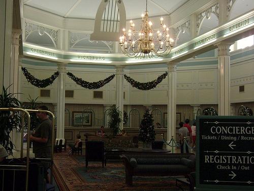 Riverside Lobby by Best of WDW