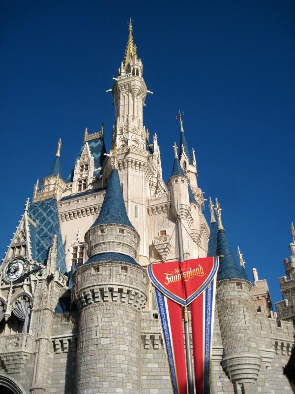 Walt Disney World Cinderella Castle