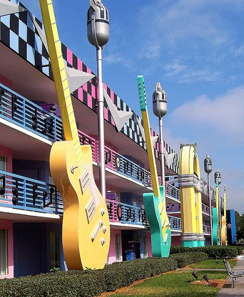 All Star Music Resort by Erin Leigh McConnell