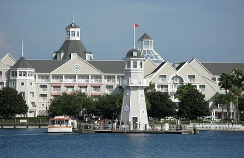 Disney Yacht Club by Janey Henning