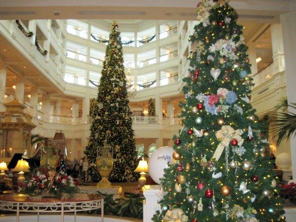 Grand Floridian Lobby