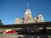 Magic Kindgom Train Station