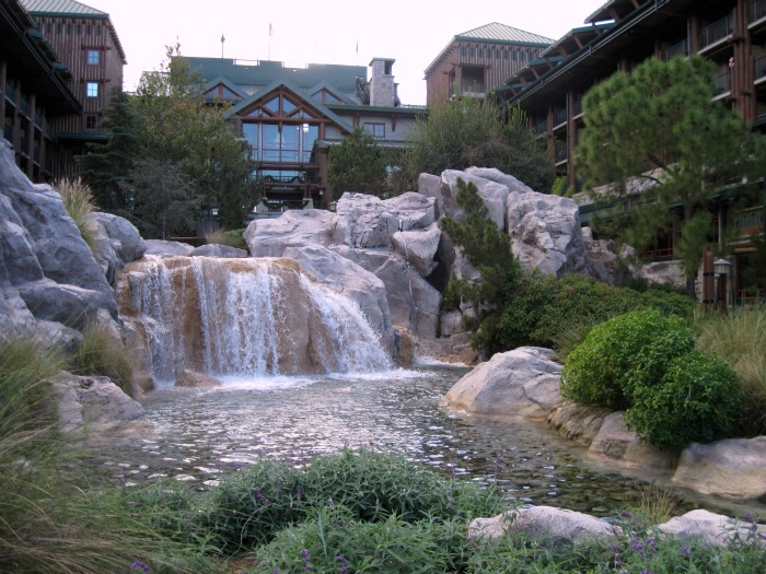 Walt Disney World Wilderness Lodge